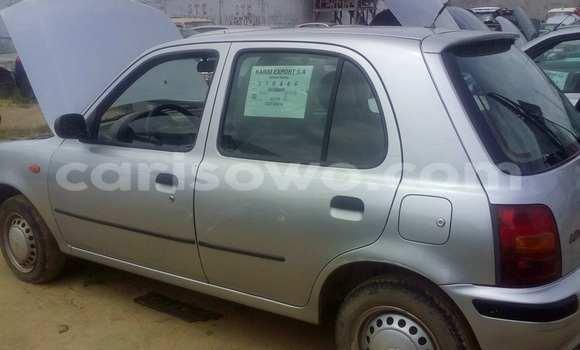 Acheter Voiture Nissan Micra Gris à Porto Novo en Benin