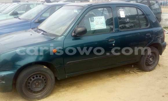 Acheter Voiture Nissan Micra Vert à Porto Novo en Benin