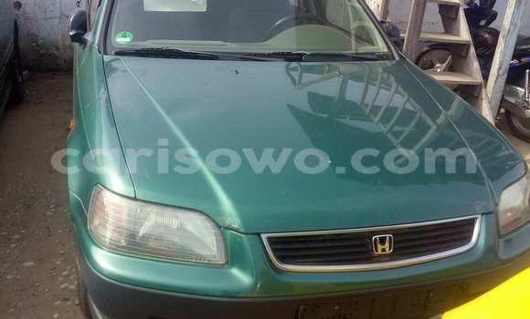 Acheter Voiture Honda Civic Vert à Savalou en Benin