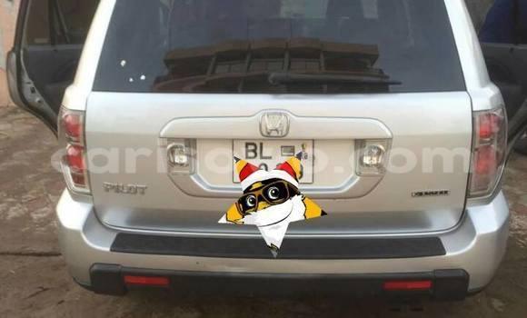 Acheter Voiture Honda Pilot Gris à Savalou en Benin