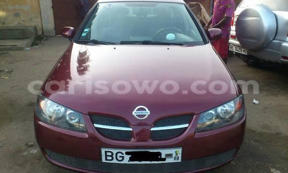 Acheter Voiture Nissan Almera Rouge à Savalou en Benin