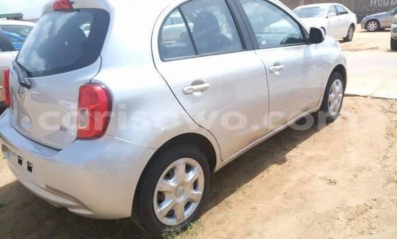 Acheter Voiture Nissan Micra Gris à Savalou en Benin