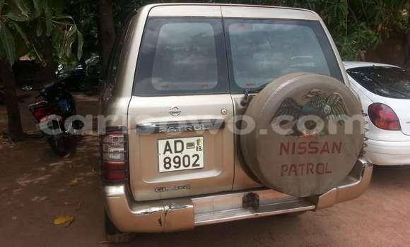Acheter Voiture Nissan Patrol Marron à Savalou en Benin