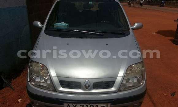 Acheter Voiture Renault Scenic Gris à Parakou en Benin