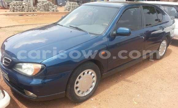 Acheter Voiture Nissan Primera Bleu à Parakou en Benin