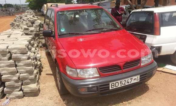 Acheter Voiture Mitsubishi SpaceRunner Rouge à Parakou en Benin