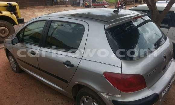 Acheter Voiture Peugeot 307 Gris à Parakou en Benin