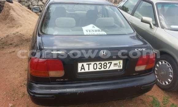 Acheter Voiture Honda Civic Bleu à Parakou en Benin