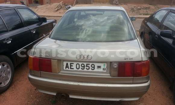 Acheter Voiture Audi Q7 Marron à Savalou en Benin