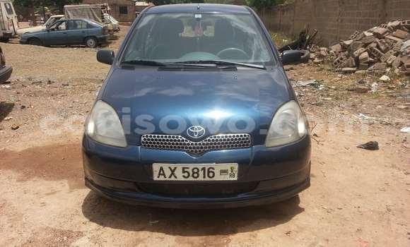 Acheter Voiture Toyota Yaris Bleu à Parakou en Benin