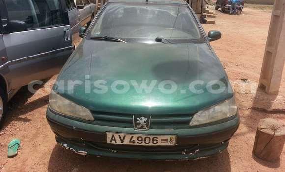 Acheter Voiture Peugeot 406 Vert à Parakou en Benin