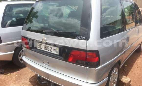 Acheter Voiture Peugeot 806 Gris à Parakou en Benin