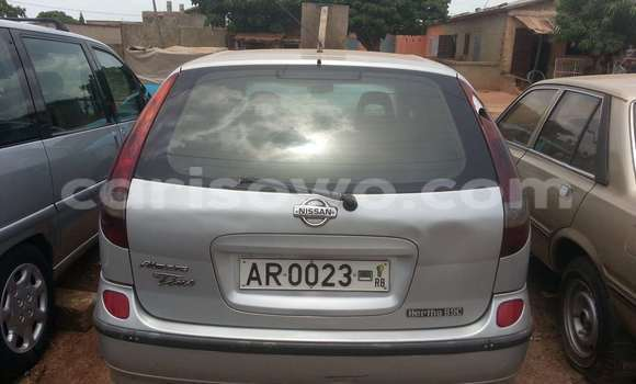 Acheter Voiture Nissan Almera Gris à Parakou en Benin