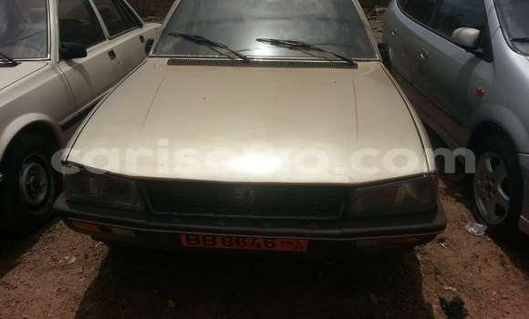 Acheter Voiture Peugeot 605 Marron à Parakou en Benin