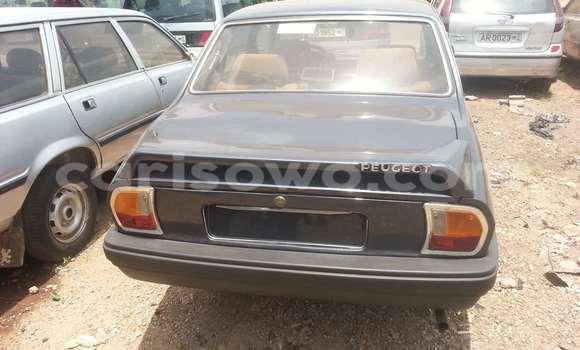 Acheter Voiture Peugeot 605 Noir à Parakou en Benin