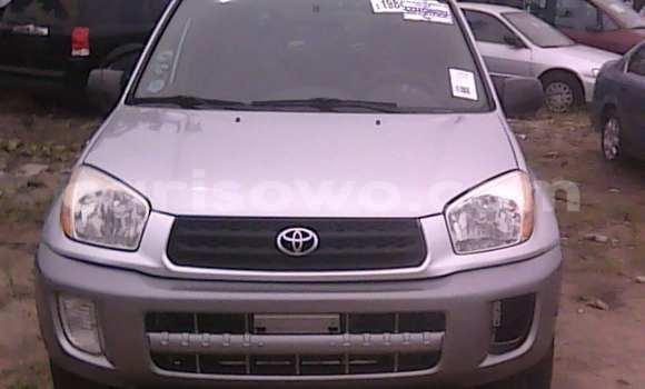 Acheter Voiture Toyota RAV4 Gris à Porto Novo en Benin