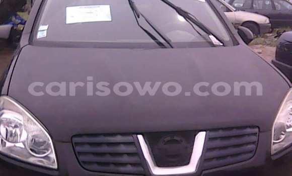 Acheter Voiture Nissan Qashqai Noir à Savalou en Benin