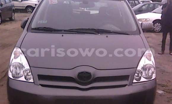 Acheter Voiture Toyota Corolla Noir à Savalou en Benin