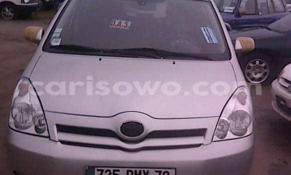 Acheter Voiture Toyota Corolla Gris à Porto Novo en Benin
