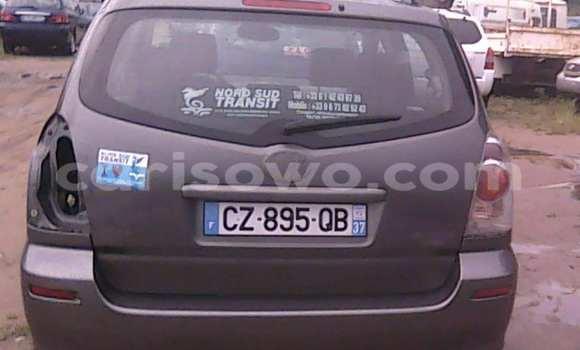 Acheter Voiture Toyota Corolla Noir à Porto Novo en Benin