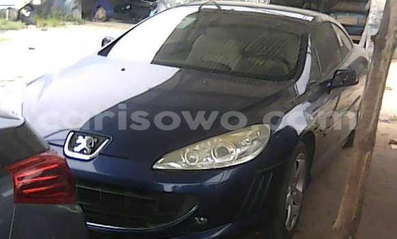 Acheter Voiture Peugeot 307 Bleu à Porto Novo en Benin