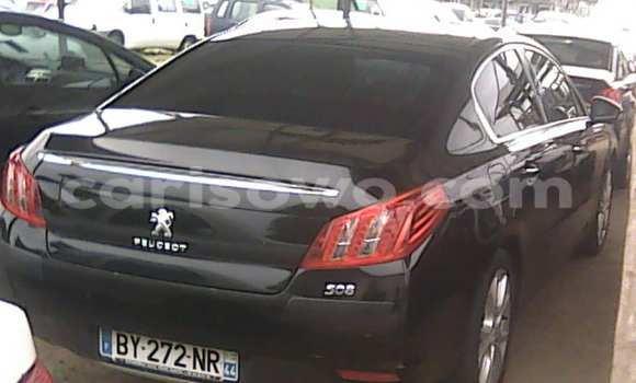 Acheter Voiture Peugeot 308 Noir à Porto Novo en Benin