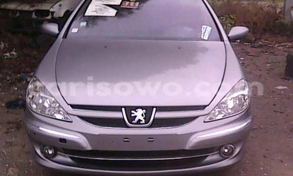 Acheter Voiture Peugeot 607 Gris à Porto Novo en Benin