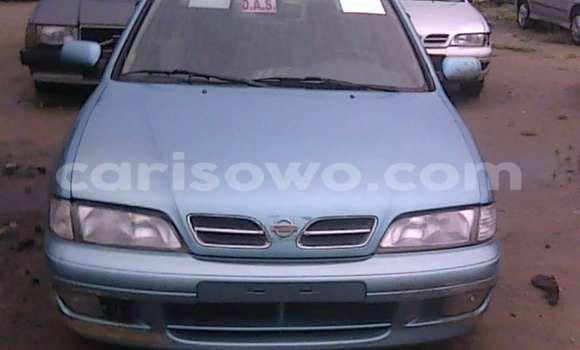 Acheter Voiture Nissan Primera Bleu à Porto Novo en Benin
