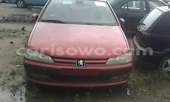 Acheter Voiture Peugeot 406 Rouge à Porto Novo en Benin