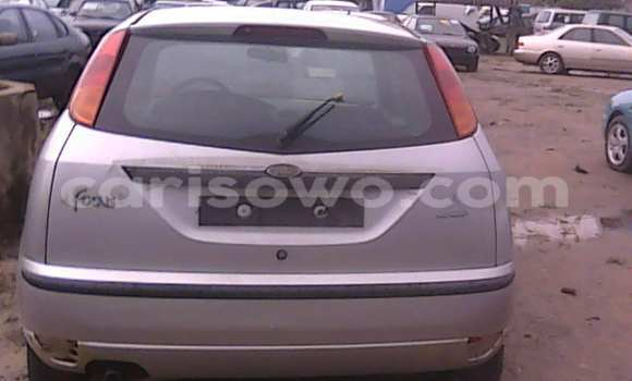 Acheter Voiture Ford Focus Gris à Porto Novo en Benin