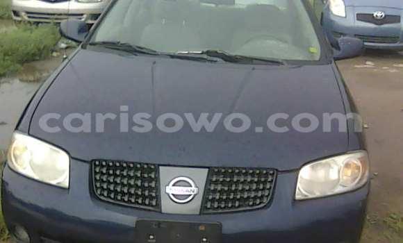 Acheter Voiture Nissan Sentra Bleu à Porto Novo en Benin