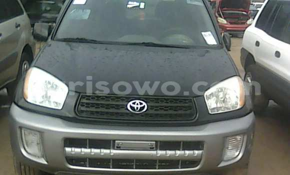 Acheter Voiture Toyota RAV4 Noir à Porto Novo en Benin