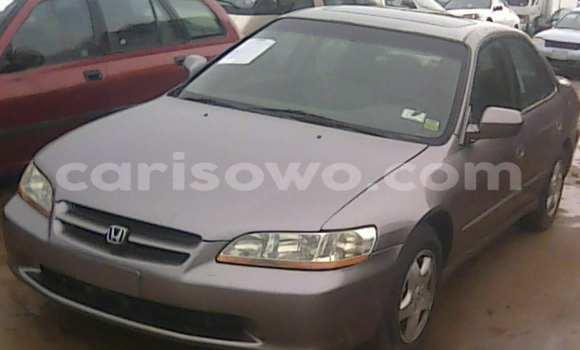 Acheter Voiture Honda Accord Marron à Porto Novo en Benin