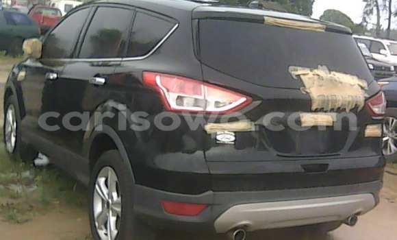 Acheter Voiture Ford Edge Noir à Porto Novo en Benin