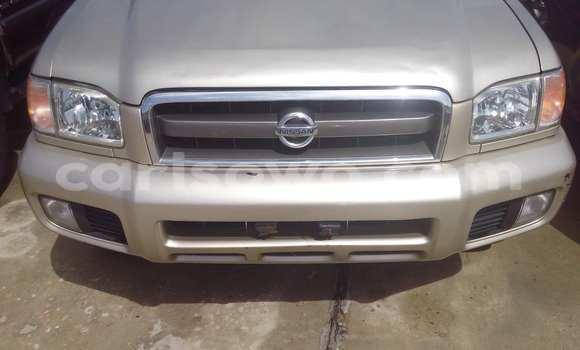 Acheter Voiture Nissan Pathfinder Marron à Porto Novo en Benin