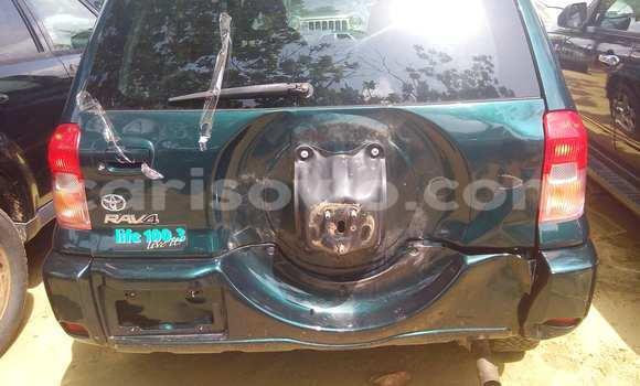 Acheter Voiture Toyota RAV4 Vert à Porto Novo en Benin