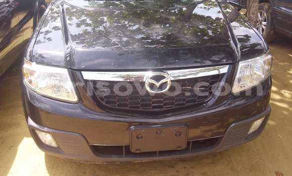 Acheter Voiture Mazda Tribute Noir à Porto Novo en Benin