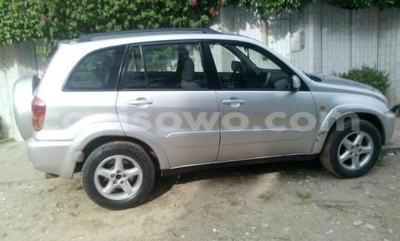 Acheter Voiture Toyota RAV4 Gris à Savalou en Benin