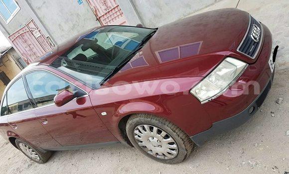 Acheter Voiture Audi A6 Rouge à Savalou en Benin