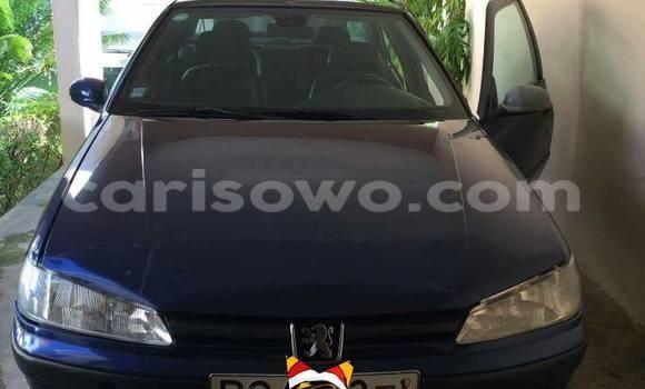 Acheter Voiture Peugeot 406 Bleu à Savalou en Benin