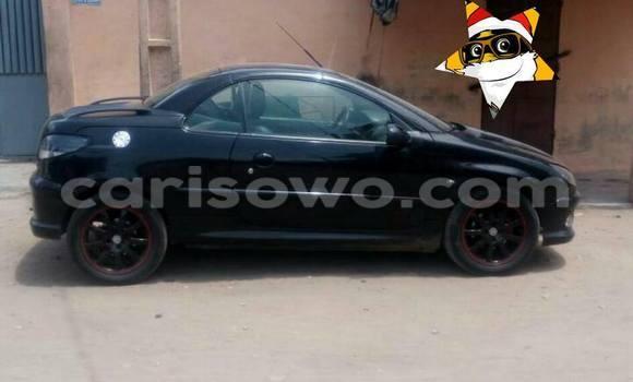 Acheter Voiture Peugeot 206 Noir à Savalou en Benin