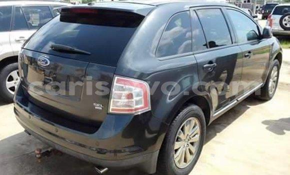 Acheter Voiture Ford Edge Noir à Savalou en Benin