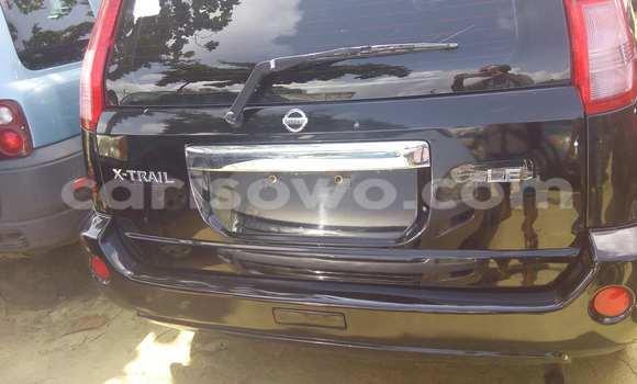 Acheter Voiture Nissan X-Trail Noir à Porto Novo en Benin