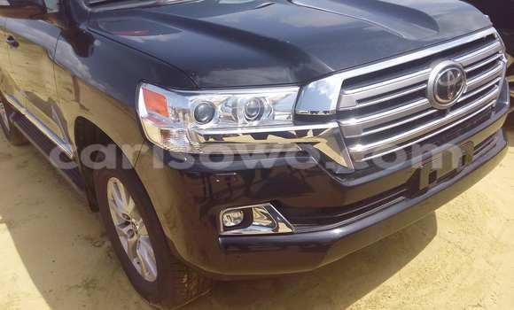 Acheter Voiture Toyota Land Cruiser Noir à Porto Novo en Benin