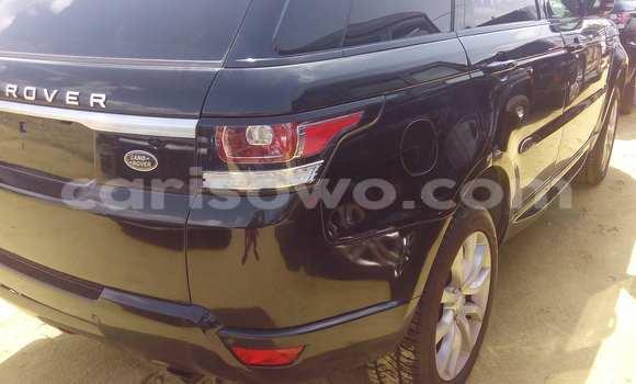 Acheter Voiture Land Rover Range Rover Noir à Porto Novo en Benin