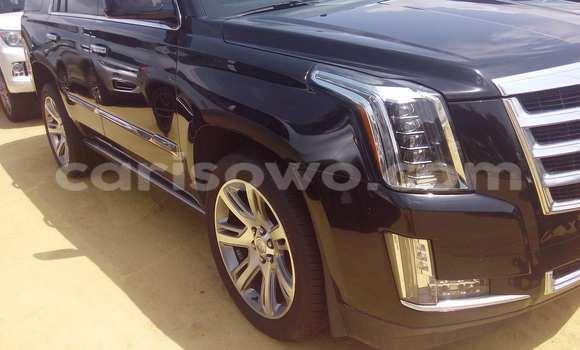 Acheter Voiture Cadillac Escalade Noir à Porto Novo en Benin