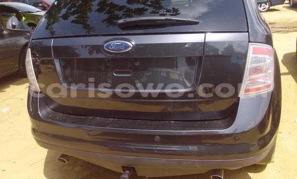 Acheter Voiture Ford Ranger Noir à Porto Novo en Benin