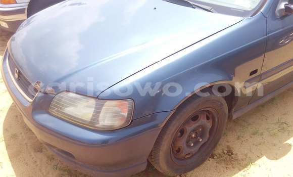 Acheter Voiture Honda Civic Bleu à Porto Novo en Benin