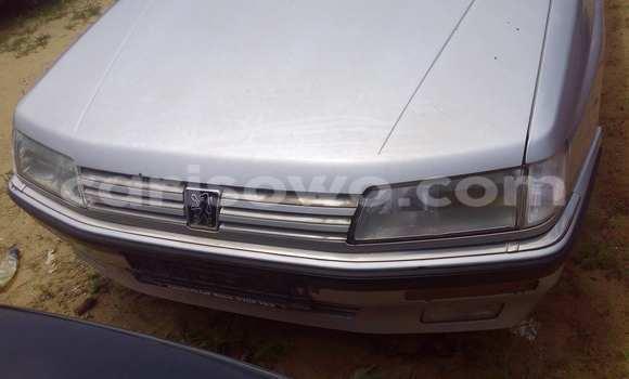 Acheter Voiture Peugeot 605 Gris à Porto Novo en Benin
