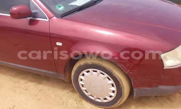 Acheter Voiture Audi A6 Rouge à Porto Novo en Benin